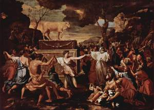 Nicolas_Poussin_-_The_Adoration_of_the_Golden_Calf_alt