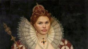 Tako kot kraljica Elizabeta I. je tudi naša Alenka velika borka proti katoliškemu mračnjaštvu (vse druge podobnosti so naključne).