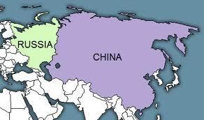 Zgodovinska sreča Rusije je, da se je Kitajska prebudila v zgodovino šele na začetku 20. stoletja.