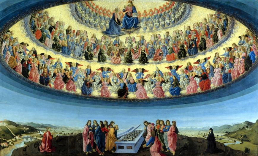 Njihovo katolištvo je bilo tesneje vezano na hierarhičnost, ker se jim je, paradoksalno, ravno prek hierarhije na svetu izrisovala podoba tiste druge, nevidne hierarhije, na podlagi katere bo vse, kar je in je bilo in bo, doživelo pravično sodbo. To vera jih je utrjevala v tistem značilnem globoko občutku za pravičnost, ki ni potreboval zunanje potrditve.