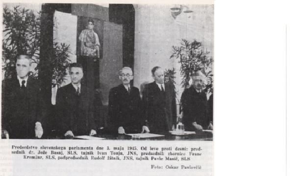 (Vir: Zbornik Svobodne Slovenije, 1965)