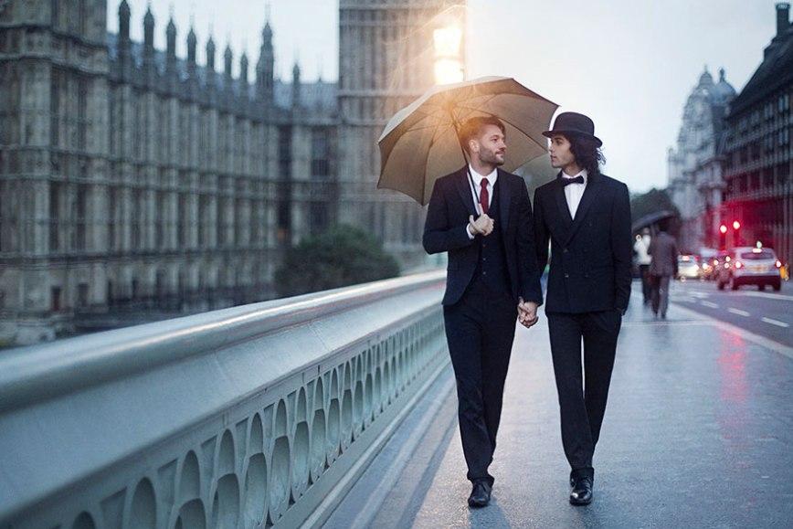 """"""" Homoseksualnost in heteroseksualnost sta dve različni življenjski okoliščini, ki proizvajata različne družbene učinke in zato terjata dve različni pravni obravnavi. Iz zapisanega prej sledi neka zelo minimalistična pozitivna teza: homoseksualni pari imajo pravico, da zakon njihovo ljubezensko vez opredeli tako, da jo lahko družba skozi obred, ki je enako družbeno učinkovit kot klasična poroka, pripozna za veljavno. """""""